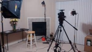 what is a 3 point lighting system