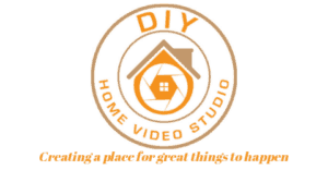 diy home video studio